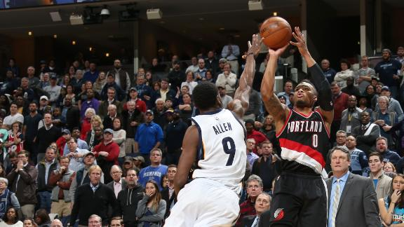 Trail Blazers prevail in OT