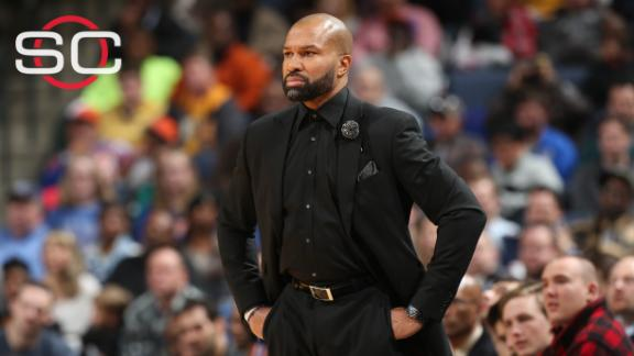 Knicks fire coach Fisher amid 5-game losing skid