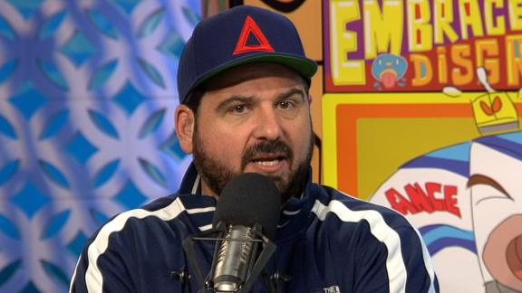 Video - Le Batard: 'I don't care how athletes treat the media'