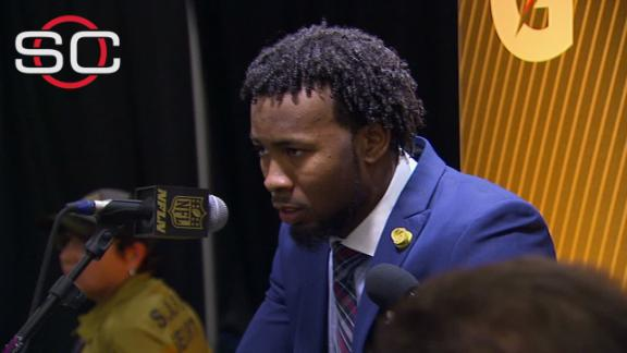 Josh Norman despondent after Super Bowl loss