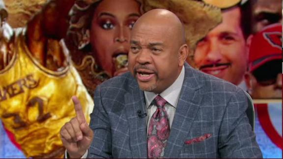 Wilbon: Newton acted like a loser