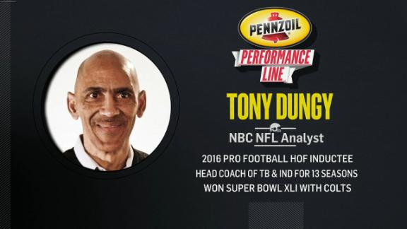 Video - Dungy: Denver's defense has so much speed, confidence