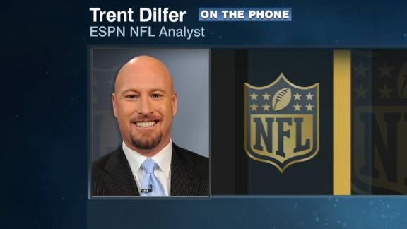 Dilfer on Cam: Nobody's perfect