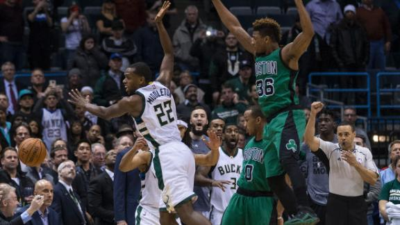 Celtics rally to lose in bizarre fashion