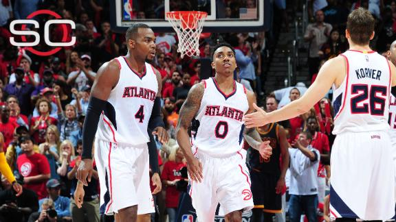 Hawks may entertain deals for Al Horford, Jeff Teague at deadline
