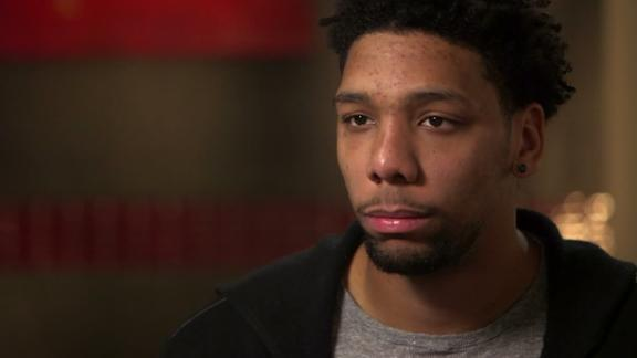 Okafor opens up about turbulent season