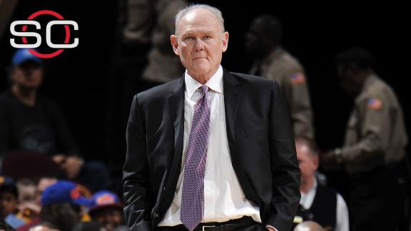 Kings to retain George Karl after meeting with Vlade Divac