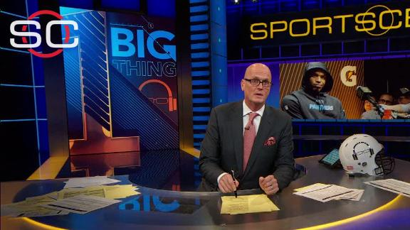 Video - SVP's One Big Thing: No hot take theater on Cam Newton