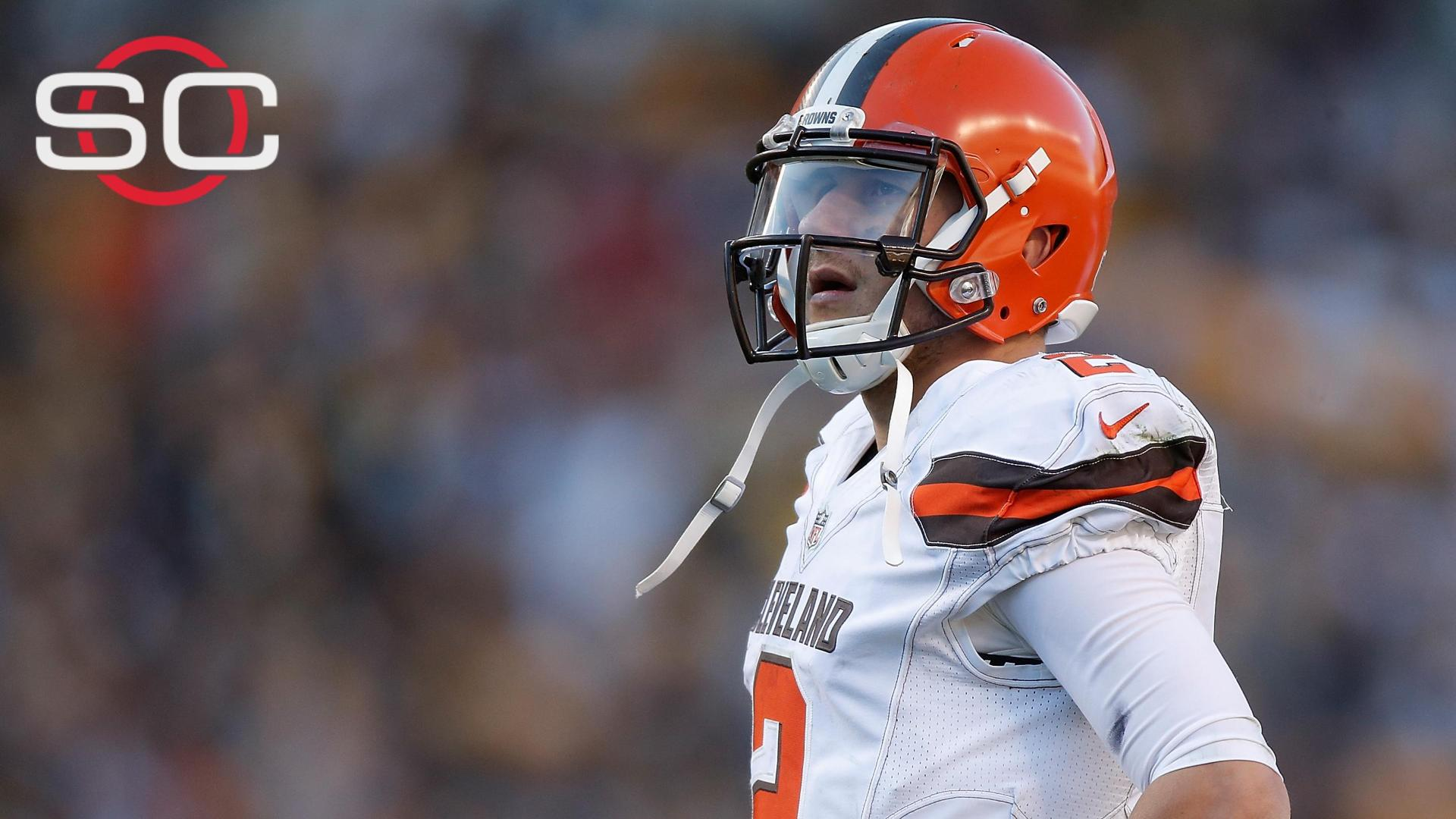 Does Manziel have a future in the NFL?