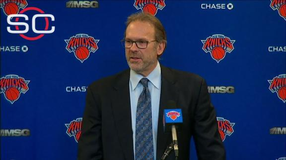 Rambis: Knicks still learning how to play together