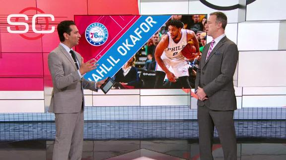 Okafor maturing, learning from mistakes