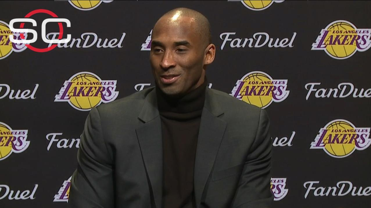 Kobe opens up about relationship with LeBron