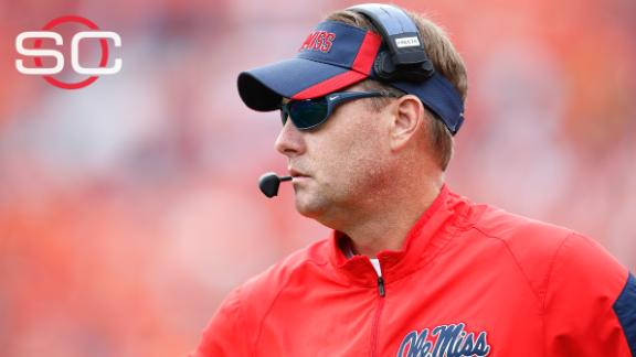 Impact of NCAA violations on Ole Miss football