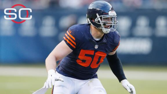 Video - Bears have decisions to make at linebacker