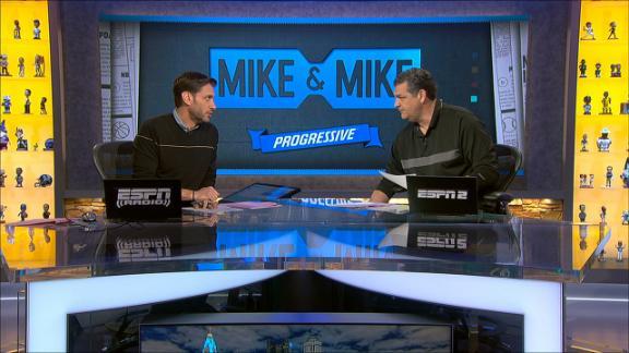 Video - Greeny, Golic make early Super Bowl prediction