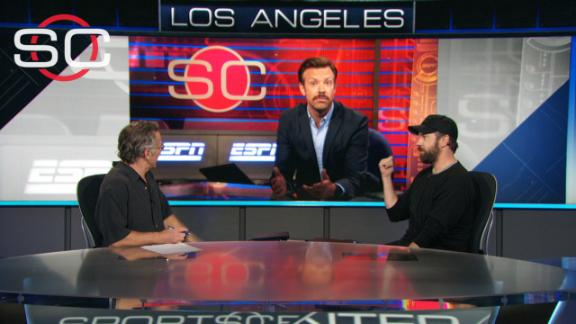 Video - Looking back at Sudeikis' SportsCenter spoofs