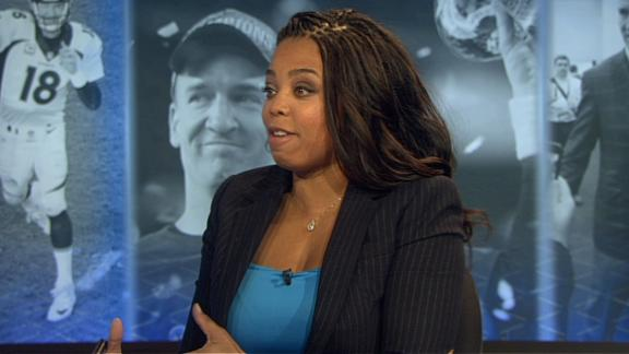 Video - Jemele on Peyton: Texans make more sense than Rams
