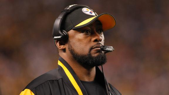 Video - Mike Tomlin is the AFC North coach of the year