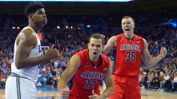 UCLA looking for the sweep against Arizona
