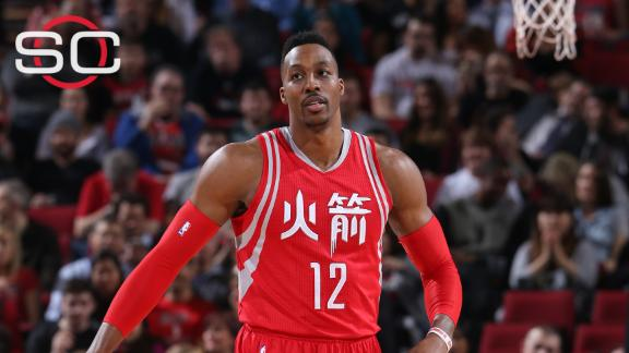 Dwight Howard says he does not want to be traded