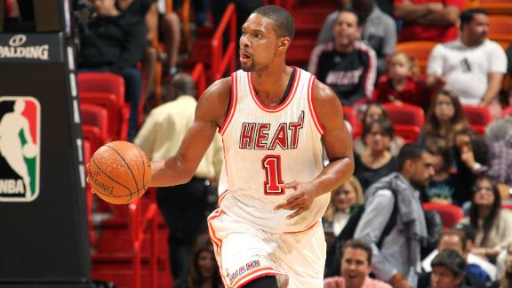 Ailing Bosh to miss ASG in Toronto; Horford in