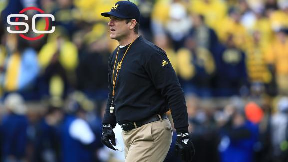 Records show Jim Harbaugh spent nearly $136K in 2015 recruiting