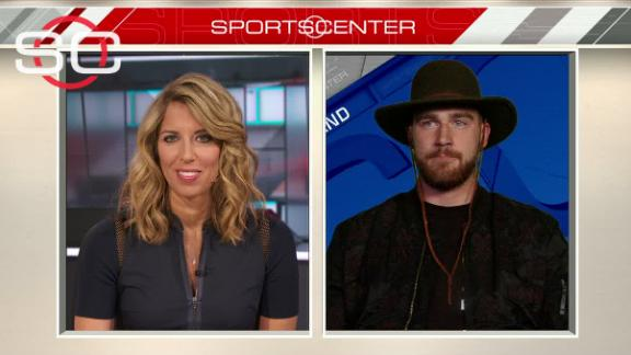 Video - Kelce ready for reality dating show