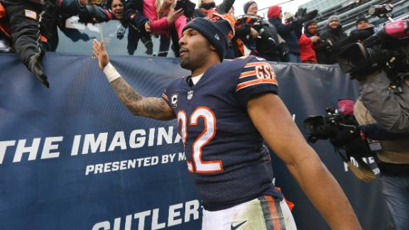 Matt Forte: Days with Bears have 'sadly come to an end'