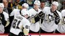 Penguins get past Hurricanes in a shootout