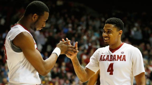 NCAA Tournament hopefuls in the SEC