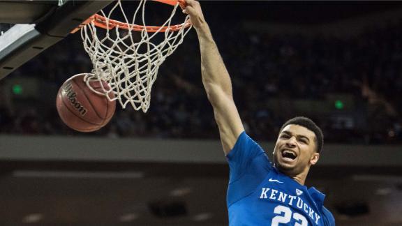 Did you SEC those dunks?