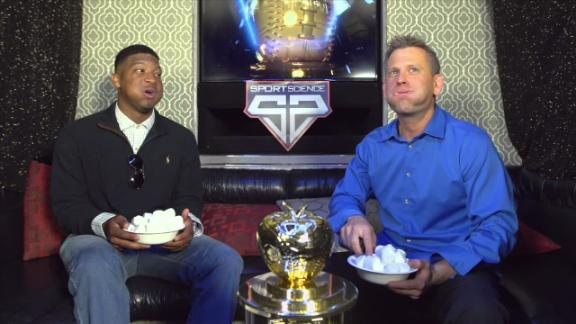 Video - Jameis and Chubby Bunny