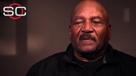Jim Brown on significance of Hampton lacrosse
