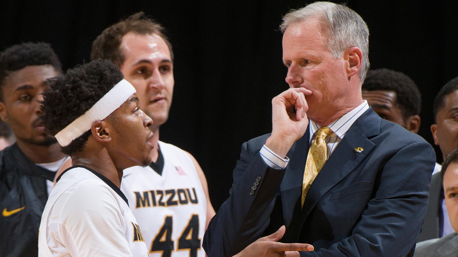 Postgame Interview with Missouri Head Coach Kim Anderson.