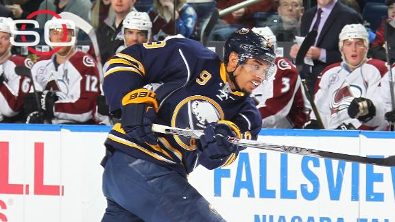 Evander Kane suspended one game for missing practice