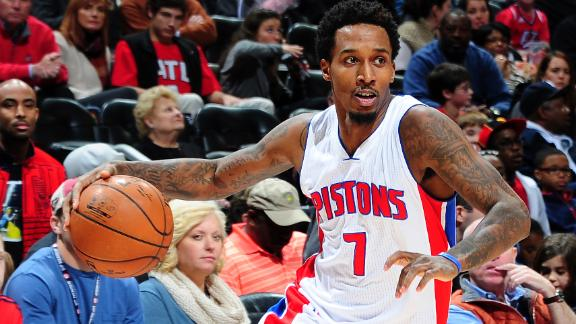 Pistons deal Jennings, Ilyasova for Magic's Harris