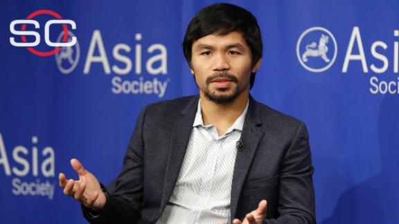 Why Nike dropped Manny Pacquiao
