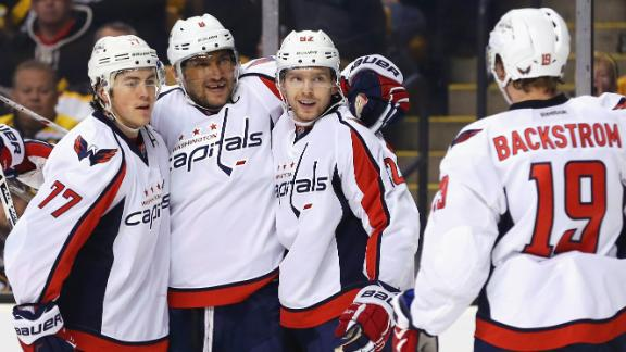 Why is the Capitals' power play so deadly?