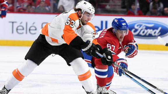 Gostisbehere's streak continues but Flyers fall in SO