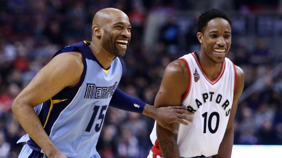 Vince Carter Stats, News, Videos, Highlights, Pictures ...