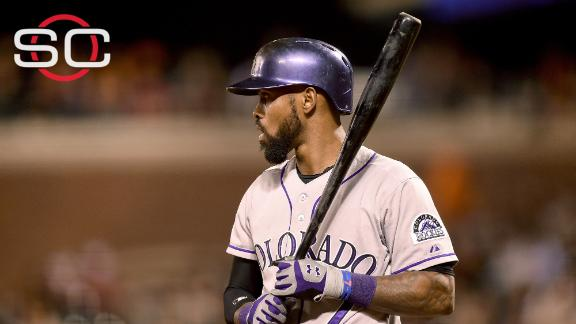Jose Reyes placed on leave pending criminal case