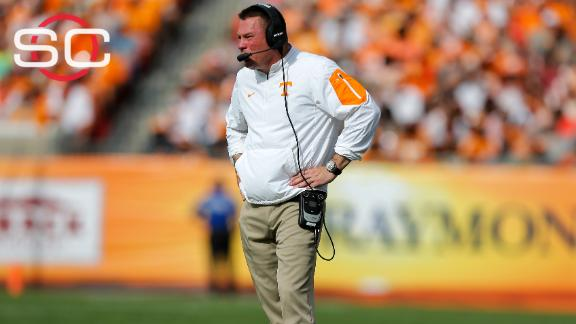 Low: Many careers on the line at Tennessee if accusations prove true