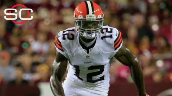 Browns want Josh Gordon back