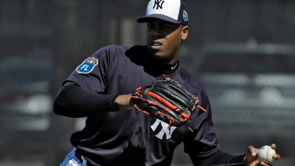 Chapman won't appeal 30-game suspension