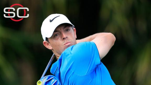 McIlroy in contention at Doral