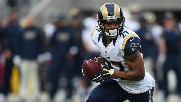 Mason's future with Rams in doubt after arrest?