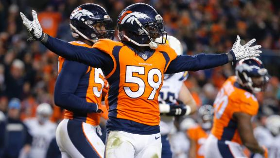 Trevathan a good fit for Bears