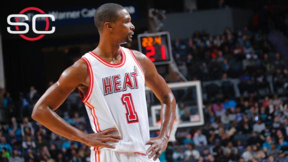 With no blood clots, Bosh hopes to return