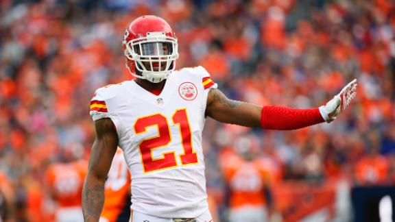 Video - Chiefs will remember Sean Smith as the one who got away