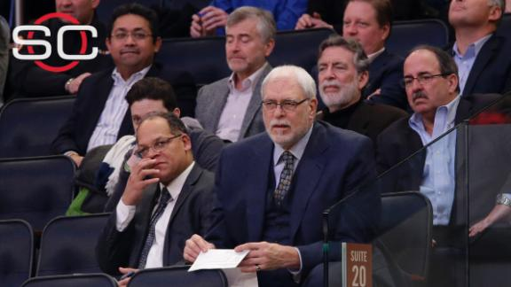 Phil Jackson not concerned about PG